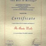 Heritage-Diploma